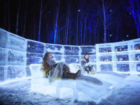 También cuenta con un salón al aire libre para relajarse y contemplar las estrellas.