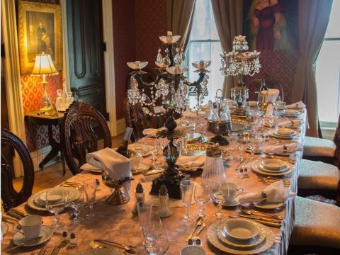 Es la habitación perfecta para entretener a los invitados