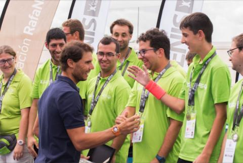 IV Encuentro Más que tenis de la Fundación Rafa Nadal