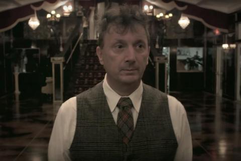 """""""Siempre he sabido que hay un fantasma aquí, y creo que es la señora Carr"""", aseguró"""