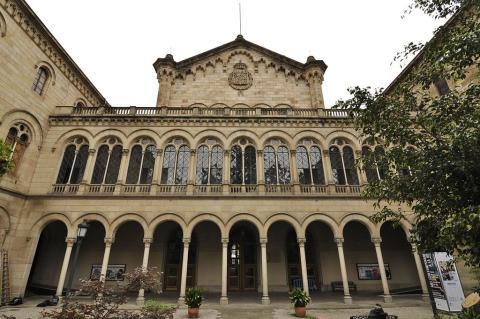 Jardines de la Universitat de Barcelona