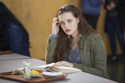 "2. ""13 Reasons Why"""