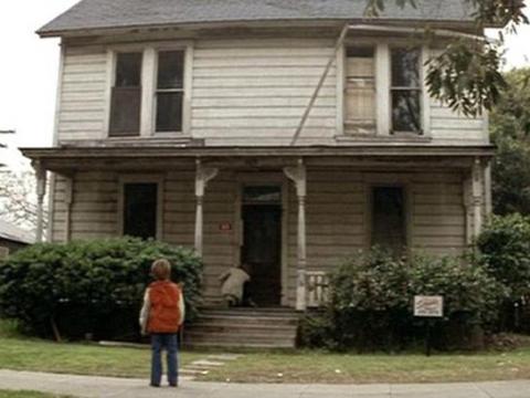 Es una casa icónica.