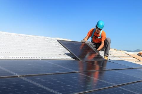Paneles solares de LG