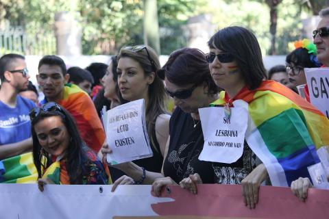 Marcha del World Pride Madrid 2017