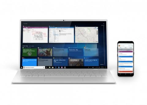 Microsoft Windows Timeline can tell you what you were working on, when. Now, it's coming to Android phones.