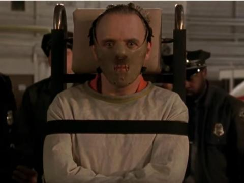 """Most horror films started as even scarier books, like """"The Silence of the Lambs."""""""