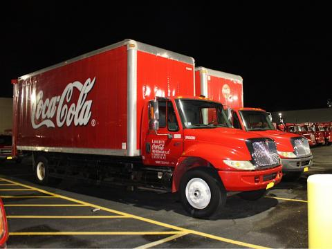 My day started at 3:15 a.m., when I took a Lyft from my apartment in Brooklyn all the way up to the Liberty Coca-Cola distribution center in the Bronx.
