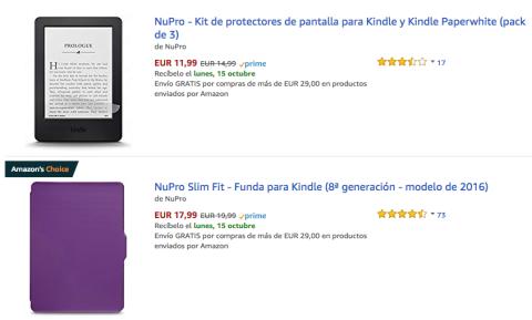 NuPro, accesorios de tecnología