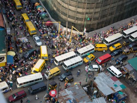 The oldest part of the city, Lagos Island, is connected by bridges to the mainland and home to the Jankara market and Balogun street market where stalls sell anything from linens to lipstick. In the past two decades, vendors have
