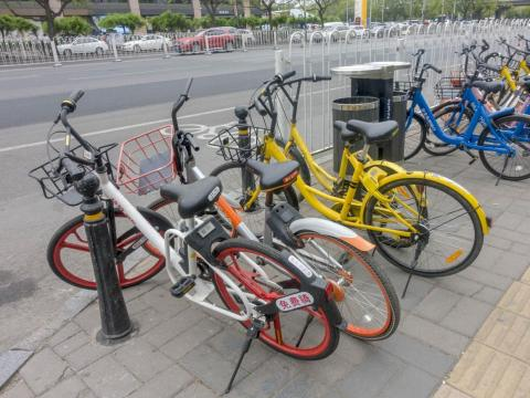 "One of the hottest sectors of Chinese tech is ""dockless-bike sharing."" The two primary companies, Mobike and Ofo, have expanded aggressively in recent years across the world."