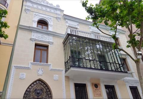 Palacete de Ramón y Cajal