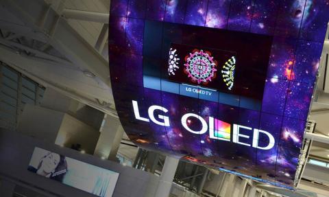 Panel LG OLED