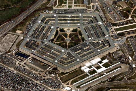 El Pentágono, sede del departamento de Defensa de EEUU