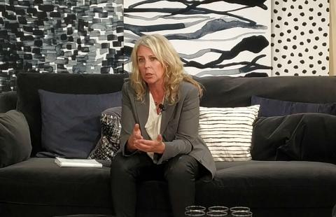 Petra Axxdorf, CEO de Ikea España.