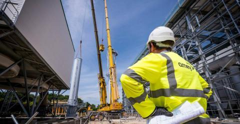 Proyecto de construcción de Ferrovial