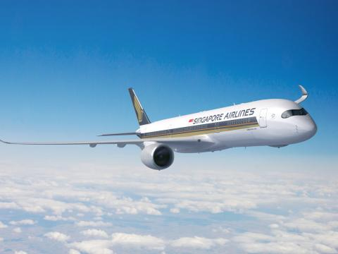 Singapore Airlines vuelo