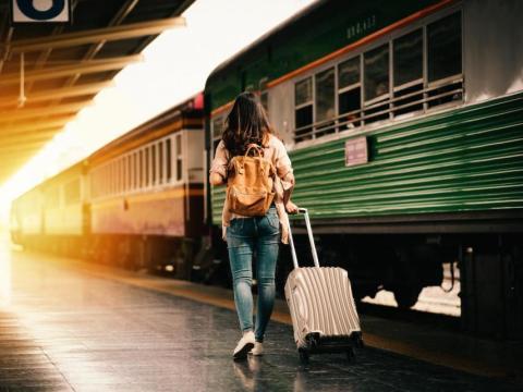 (re) viajera tren