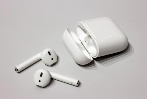 You can wirelessly charge your AirPods without buying the new ones — you just need Apple's new $79 case