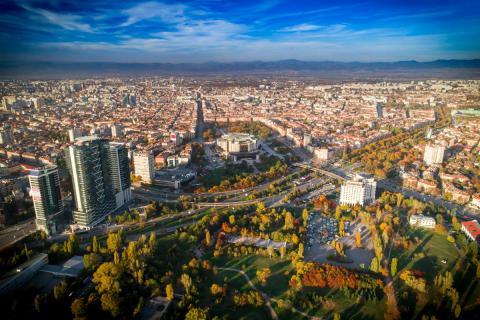 Sofia, Bulgaria.