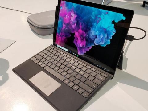 [RE]probamos los nuevos dispositivos surface de Microsoft