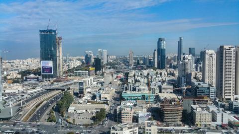 Tel Aviv. Israel.
