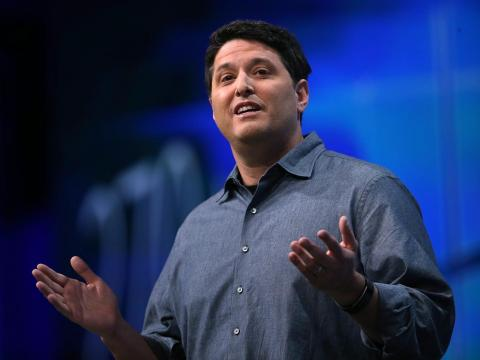 Terry Myerson en March de 2016.