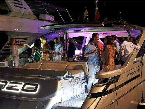 Throwing a yacht party of your own could be fun, though.