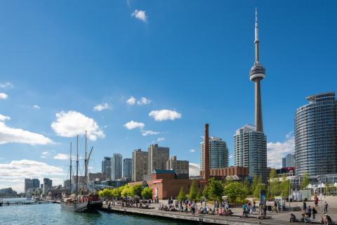 Toronto. Canadá.