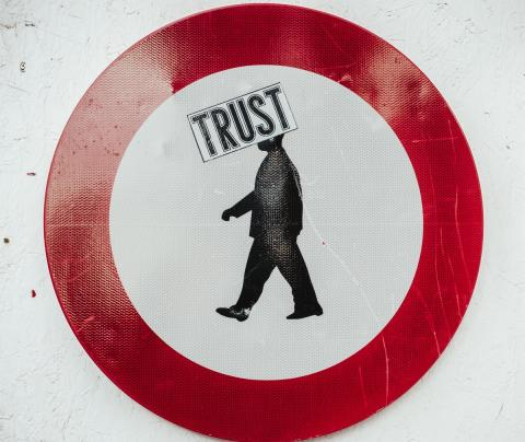 Trust, veracidad, noticias