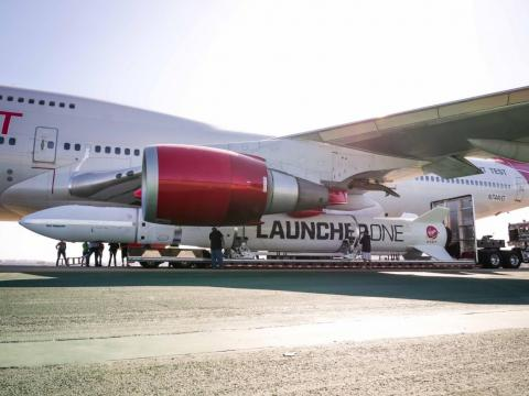 So Virgin Orbit has been busy designing, building, and testing LauncherOne's and Cosmic Girl's systems near Long Beach, California, and at the Mojave Air and Space Port.