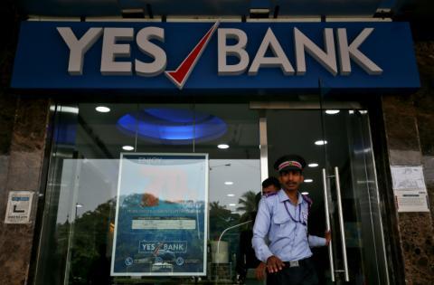 Yes bank en India