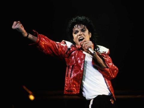 1. Michael Jackson — $400 million