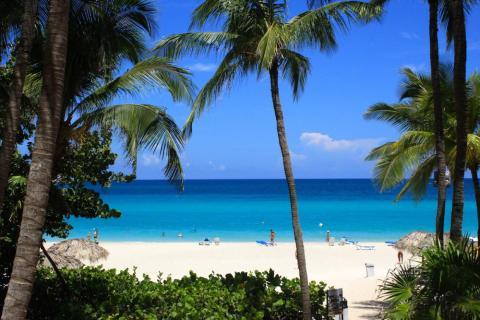 2. Playa Varadero, Varadero, Cuba.