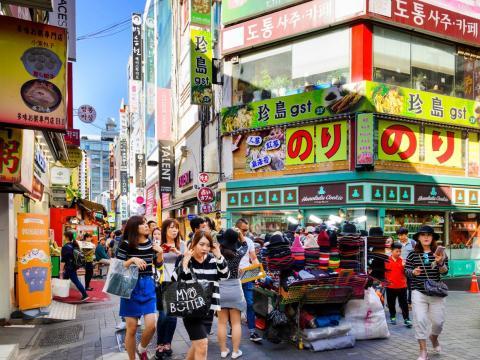 12. Seoul, South Korea