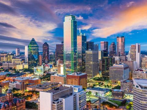 13. Dallas-Fort Worth, Texas