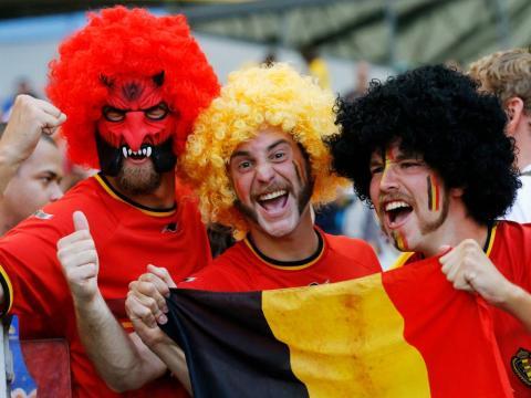 16. Belgium