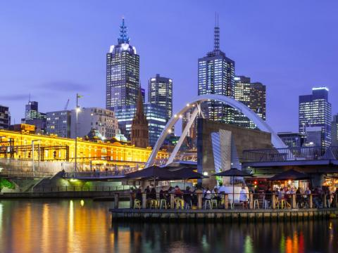 16. Melbourne, Australia