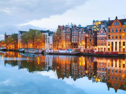 18. Amsterdam, Netherlands