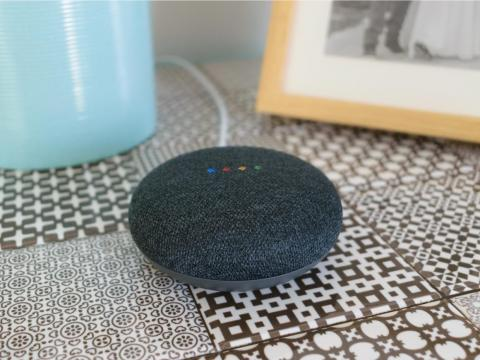 The Google Home Mini costs $50, but is sometimes on sale for less.