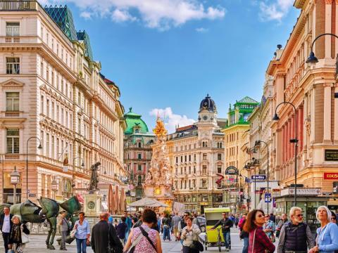 19. Vienna, Austria