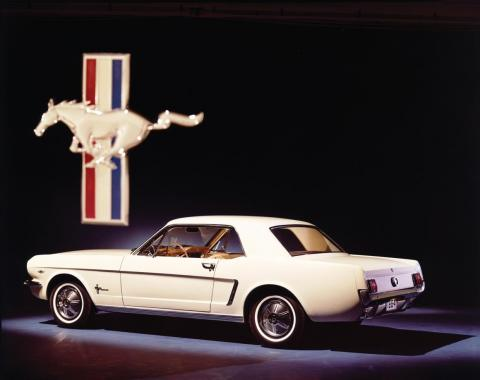 The 1960s: Ford Mustang