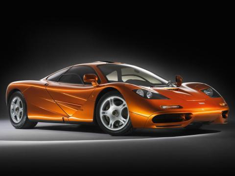 The 1990s: McLaren F1