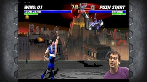 "1995 — ""Mortal Kombat III"""