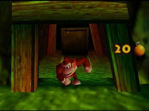 "1999 — ""Donkey Kong 64"" (Nintendo 64)"