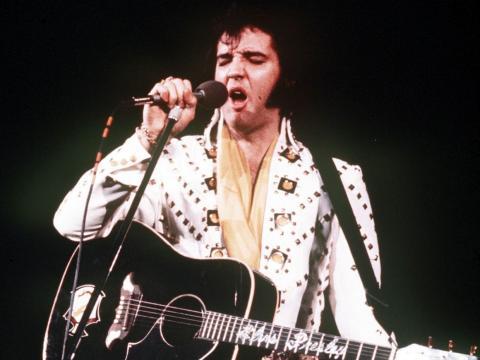 2. Elvis Presley — $40 million
