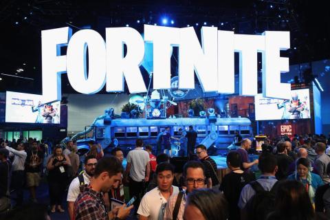 Epic Games, los creadores de Fortnite, se han convertido en unicornios en 2018.