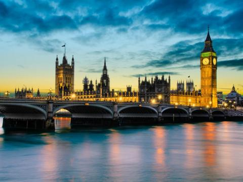 2. London, United Kingdom