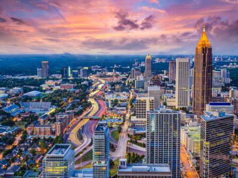 20. Atlanta, Georgia