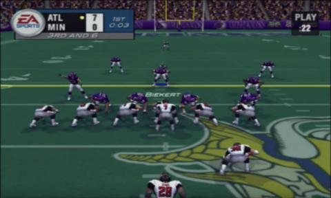 "2003 — ""Madden NFL 2004"" (PlayStation 2, GameCube, Xbox, PC, Game Boy Advance)"